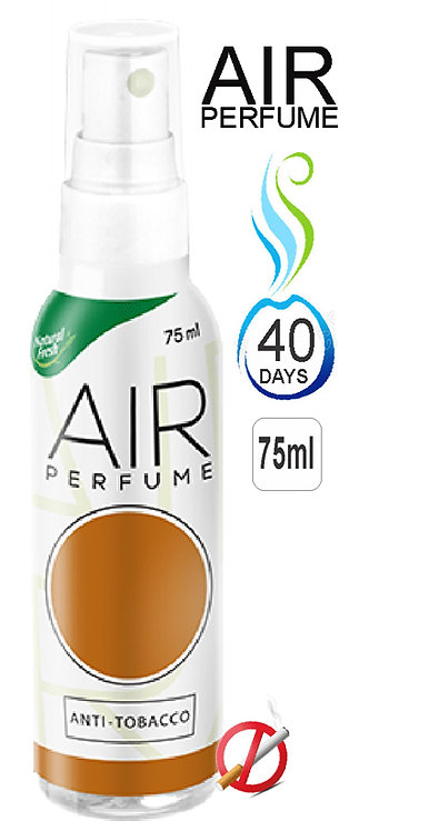 Air Perfume Antitabacco 75ml