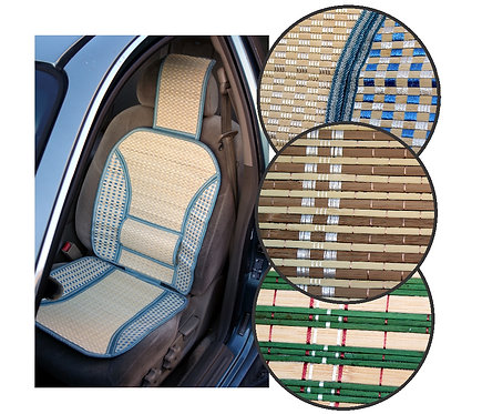 Bamboo Seat Cover Set