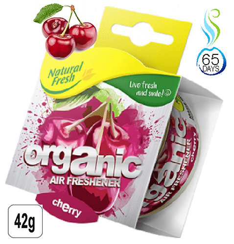 Organic Can Wrap Cherry 42g