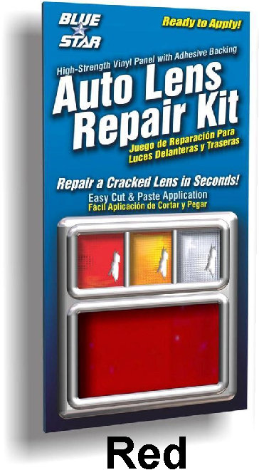 Repair kit Micas smooth Red