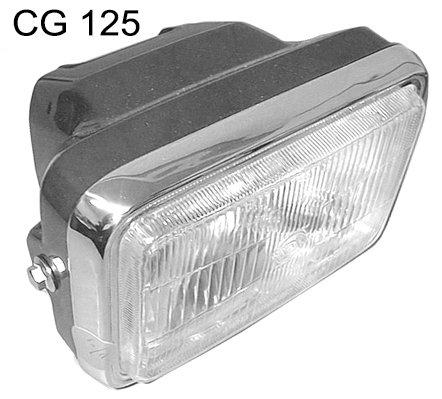 Headlight for Motorcycle CG125