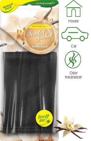 Sachet Flow Wild Vanilla 10g