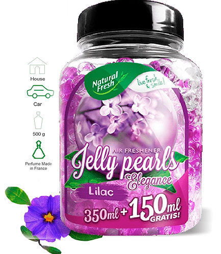 Jelly Pearls Elegance Lilac 500ml