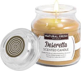 Scented Candle Deseretta  130g