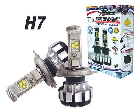 Headlight LED T1S H7