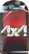 Emblem 4X4 Diamond