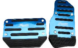 Automatic Pedal Blue