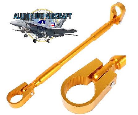 Motor Alu Balance Handlebar Crossbar Gold