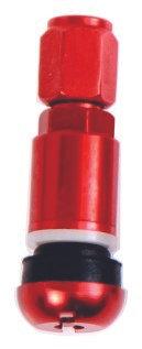 Valve Ring Aluminium Red