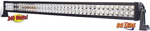 Led Light Bar Curve 80 Led
