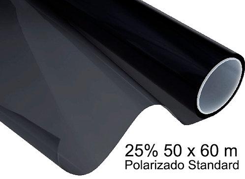 Windown Tint Standard 25% 50 x 60 m