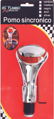 Shift Knob big headed Chrome