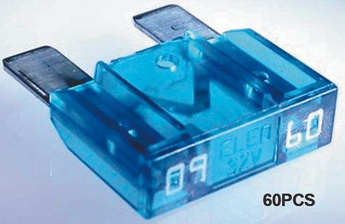 Maxi Fuse 60 Amp 60 Pcs
