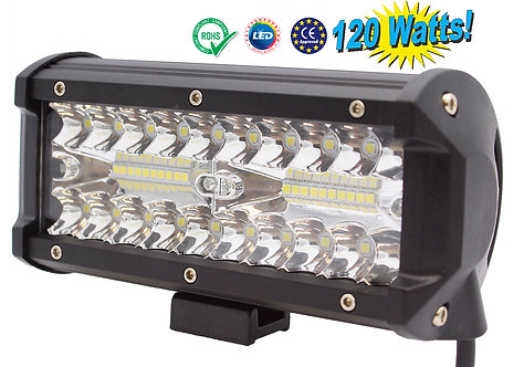 LED Fog Light Mod Spirit 120W 1 pcs