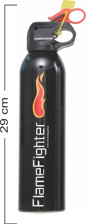 Tuning Fire Extinguisher Black