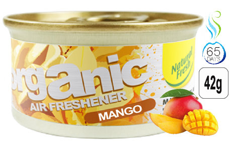 Organic Can Pure Mango 42g