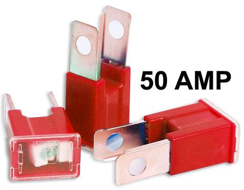 PAL Fuse 50 Amp Male 20 pcs