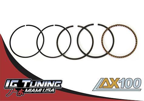 AX100 Engine Piston Rings Kit