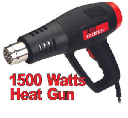 1500W Dual Temp Heat Gun