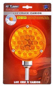 Side Truck LED light guard