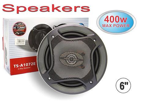 "Speaker 6"" 400W 2 Pcs"