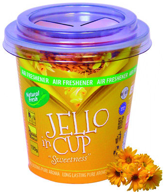 Jello in Cup