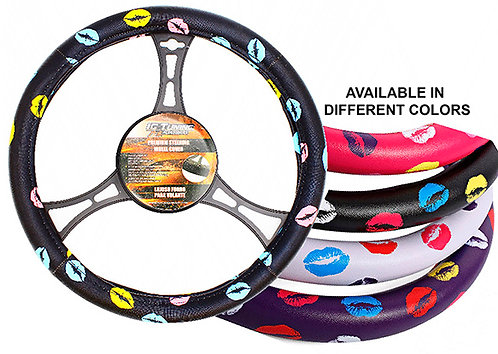 Steering Wheel Cover kiss mix colors