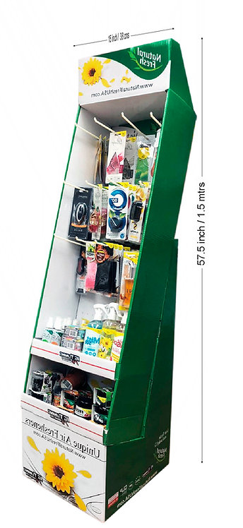 Display for airfresh Floor Stand