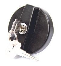 Gasoline Cap Black With Key