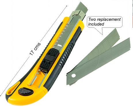 Cutter 17 cms