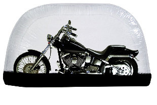 Bubble motorcycle Cover