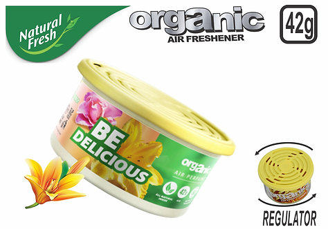 Organic Can Pure With Lid Be Delicious 42 G