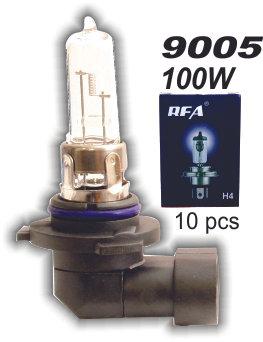 Bulb 9005 100W 10 Pcs