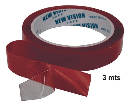 6Mm X 3Mts Adhesive Ribbon.