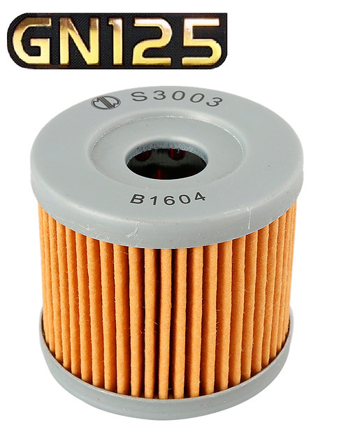 Oil Filter for GN125 Motorbike