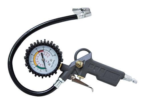Inflator and gauge kit