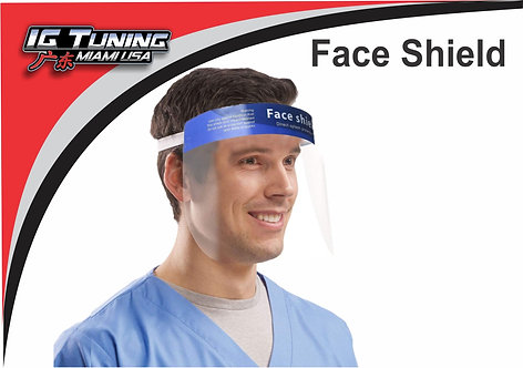 Face Shield Economic