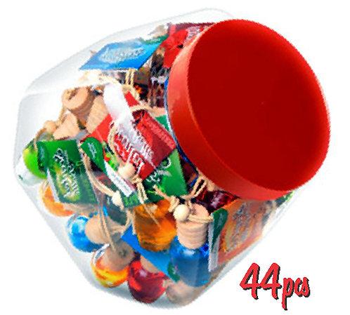 Jar Perfume Barrel 44 pcs