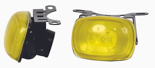 Fog Light Yellow F219 2 pcs