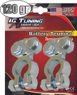 Magnesium Aluminum Battery Terminal