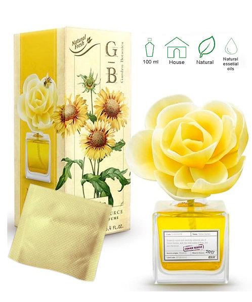 Garden Botanica Yellow Garden