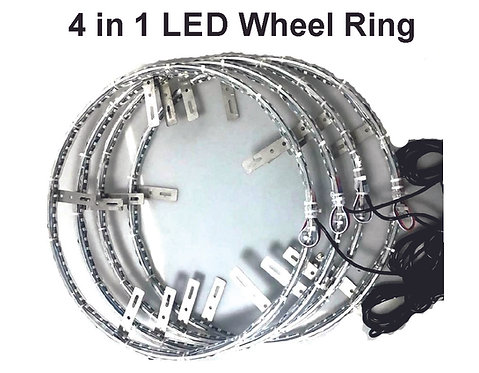 4 in 1 LED Wheel Ring