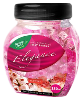 Jelly Pearls Elegance Flowers 350ml