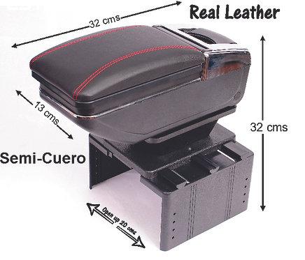 Console box armrest storage