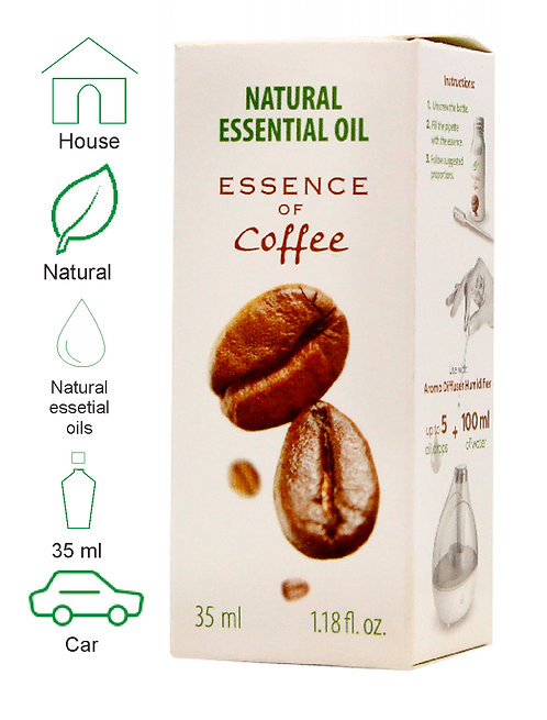 Essence Natural Oil Cofee 35 ml