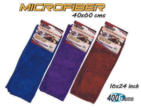 Microfiber Cloth 40 x 60 cms 400 grs