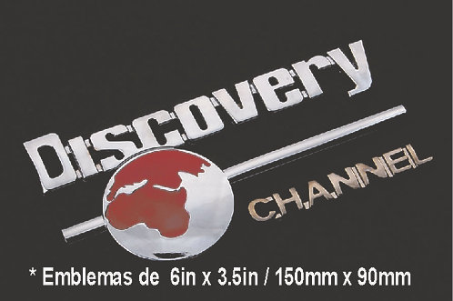Emblem Discovery Channel