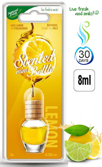 Scented Mini Bottle Lemon 8ml