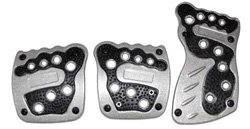 Pedal Pads Sincro foots
