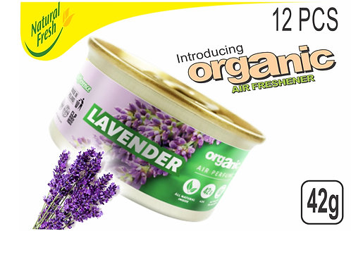 Organic Can Pure Lavender 42g